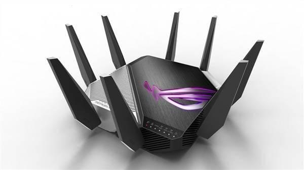 华硕发布新款万兆路由器:加入Wi-Fi 6E支持