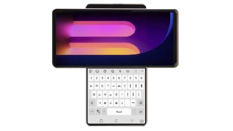 LG公开双屏手机Wing 9月14日正式发布