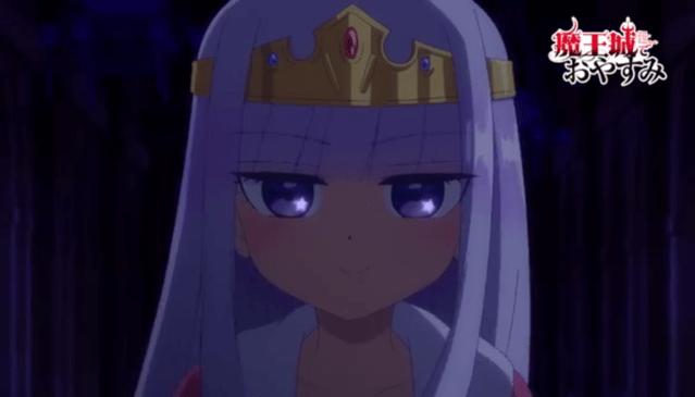TV动画《在魔王城说晚安》10月5日开播 水濑祈担任栖夜莉丝公主声优