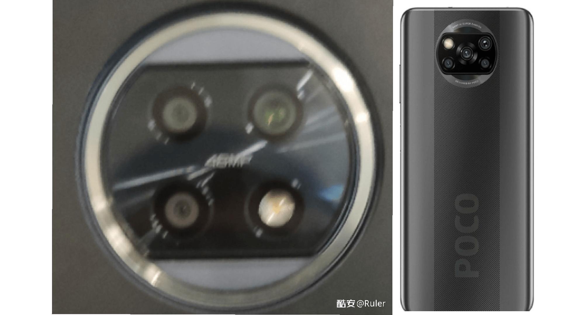 Redmi Note10真机首曝!天玑800U+左上打孔屏