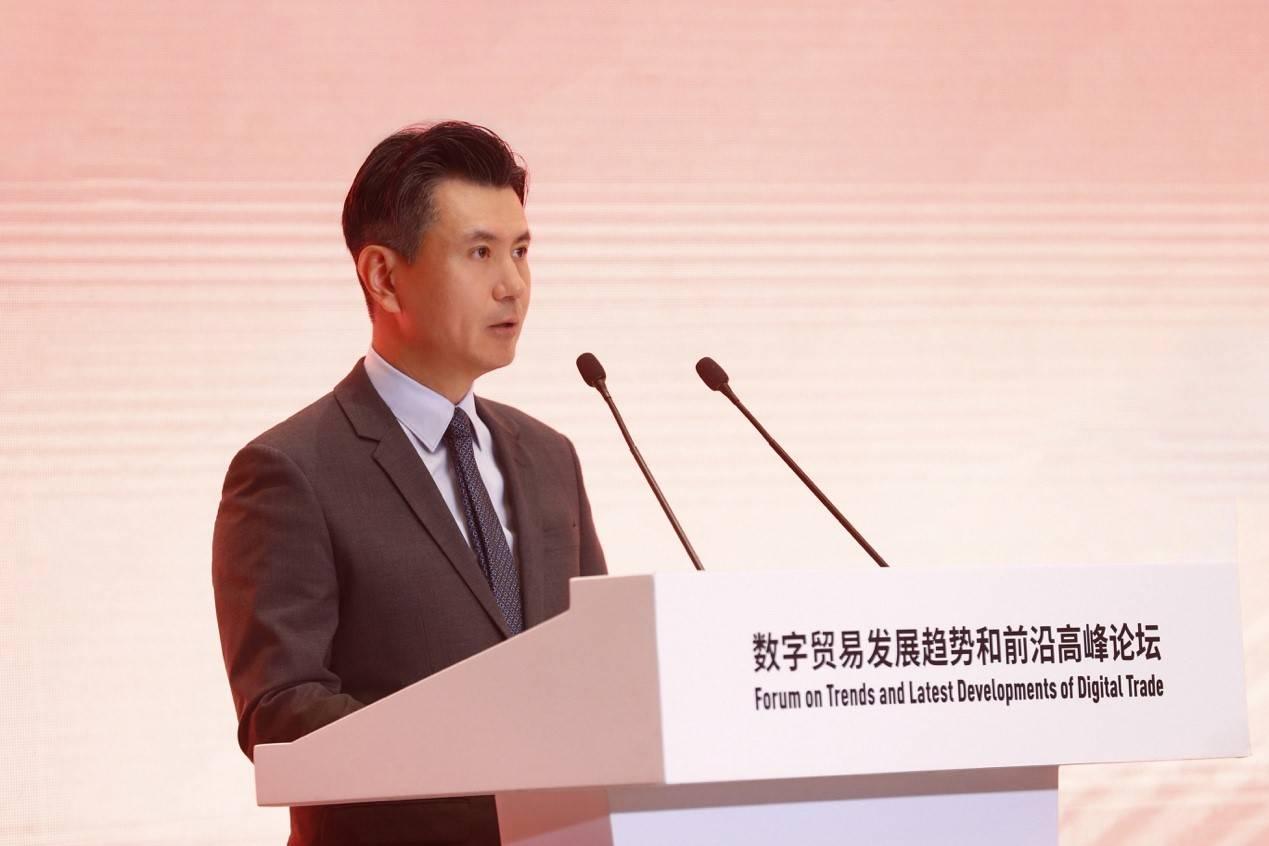 腾讯首席运营官任宇昕:数字文创产业是科技最前沿的试验场