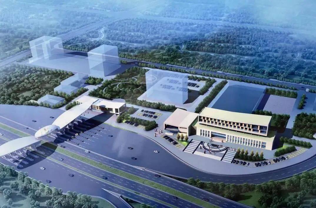 京昆高速公路西昌收费站预计9月30日前完工