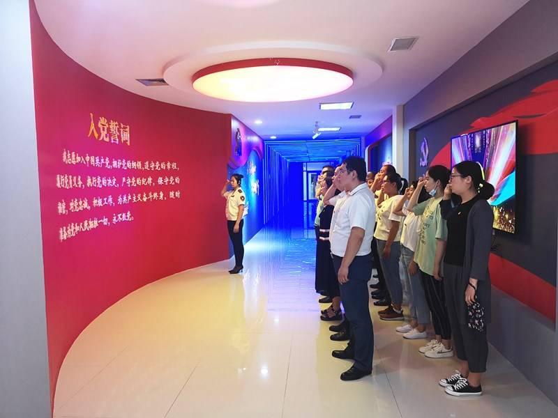 淄博淄川区住房保障中心:回顾党的历史