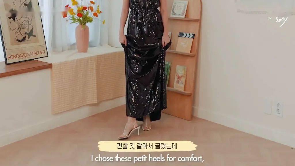 Jessica郑秀妍挑战蒙眼换装,行走的时尚icon当之无愧!