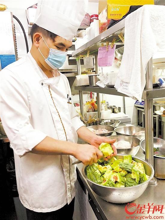 """广州餐饮""""后厨房革命""""成新风尚科技助"""
