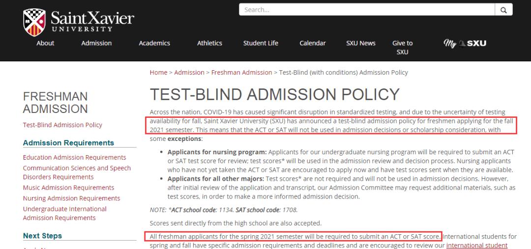 这50所美国大学真的不要SAT和ACT,交了也白交!好多在加州!