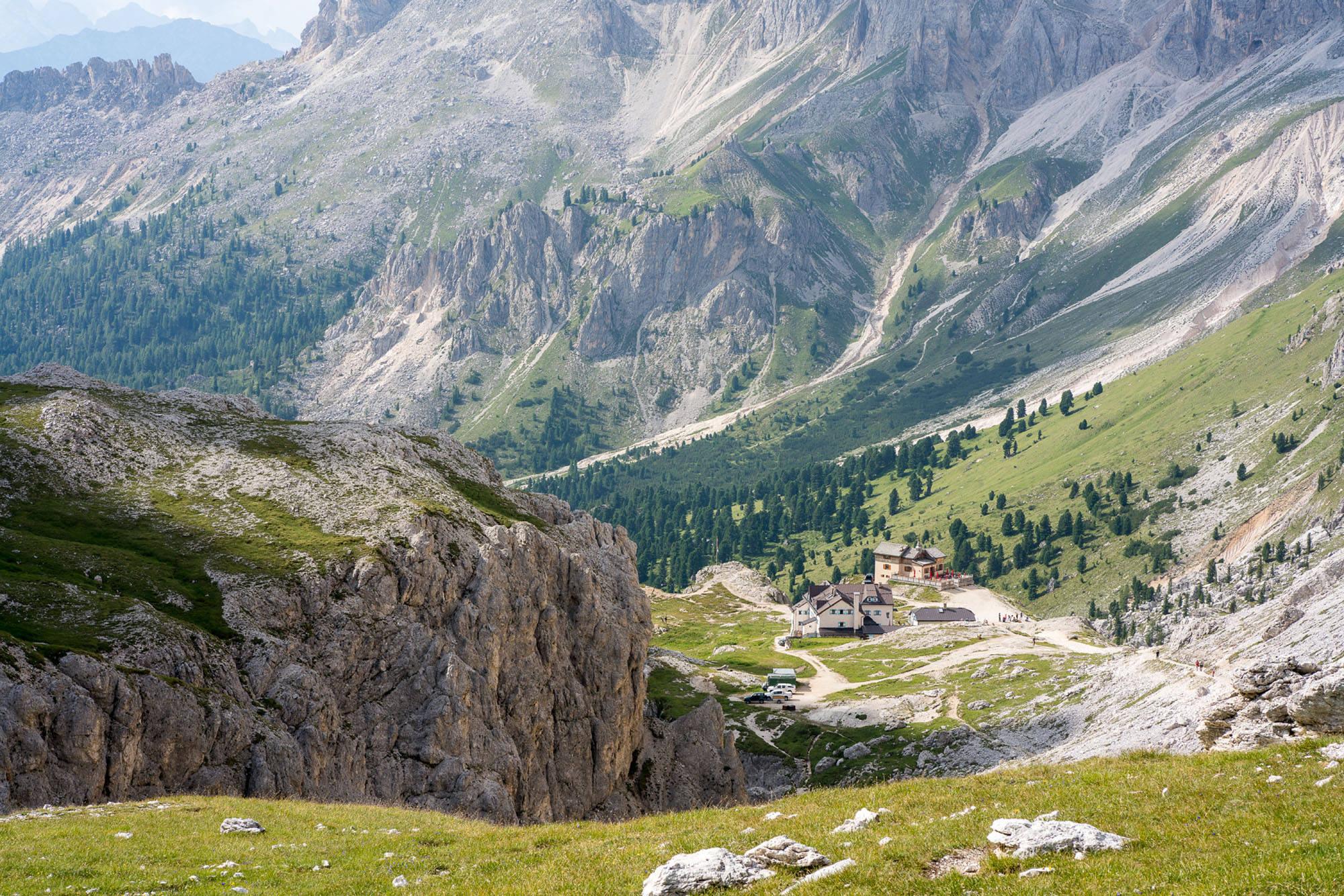 意大利解封后的夏天,我到多洛米蒂山里走了走