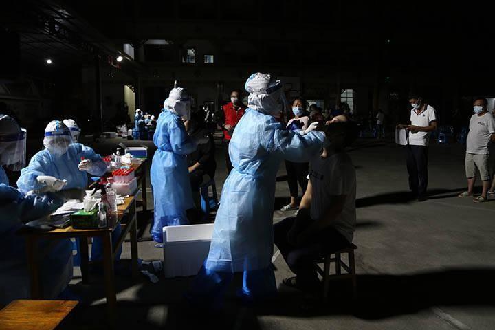 青岛新冠疫情最新消息:青岛采样24万余份未发现新增阳性
