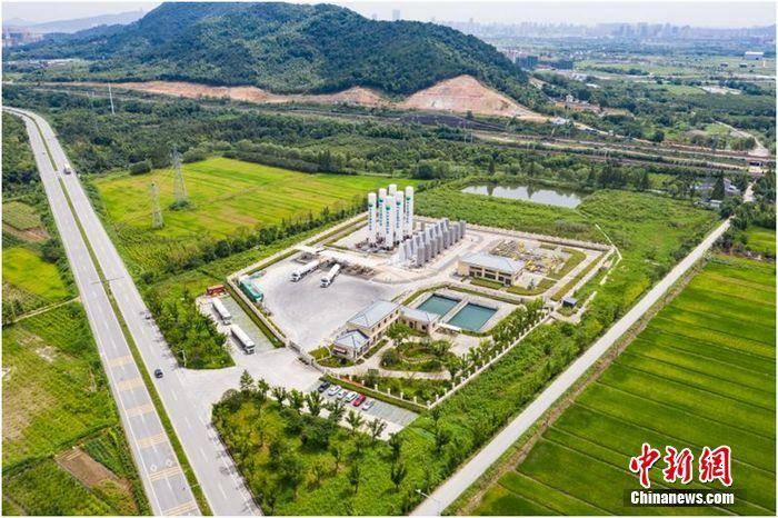 新奥首个管道气上下游直接交易项目在浙江成功落地