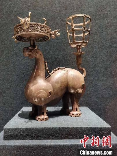中国首座省级青铜博物馆闭馆三月重新开放