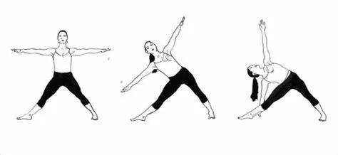 人未老腿先衰, 1个拉直腿的动作, 纠正各种不良腿型_体式