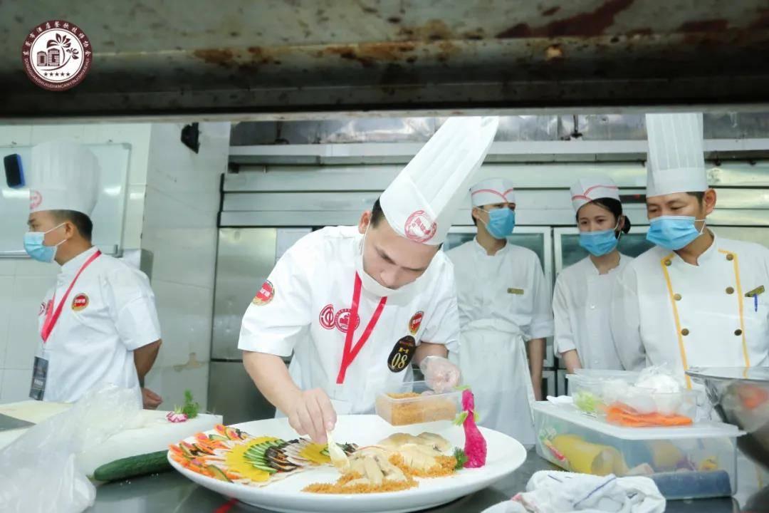 """2020""""粤菜师傅""""职工技能大赛举行,60位大厨亮绝活"""