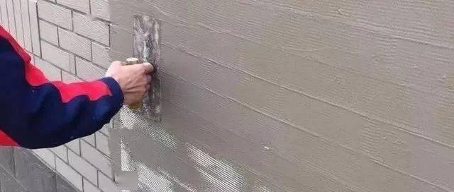 建筑外墙防水砂浆施工方