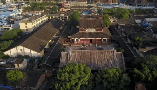 建鸥,福建的历史文化古城