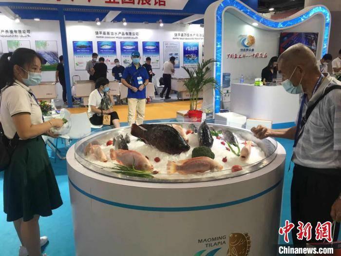 第六届渔博会开幕吸引海内外近300多家企业参展