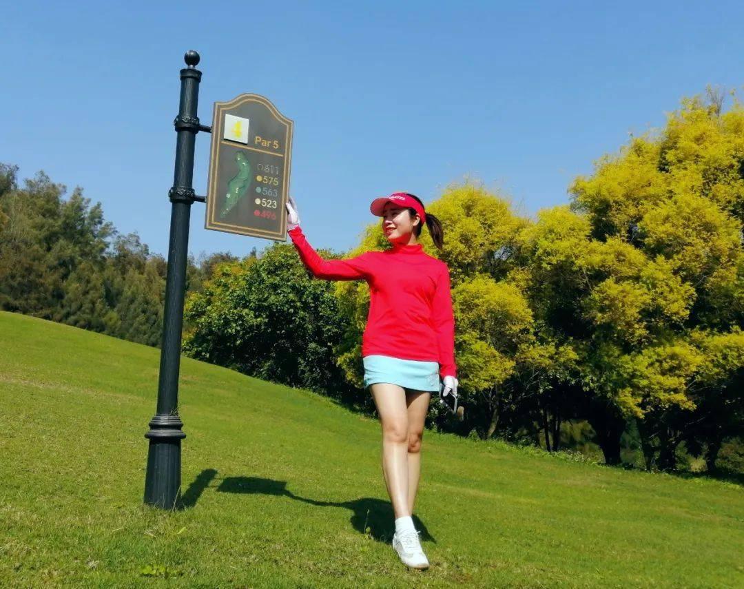 女人打高尔夫的四大理由,你心动了吗?