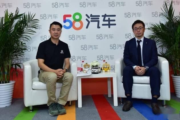 2020北京车展专访广汽本田汽车销售有限公司副总经理兼第二事业本部本部长田中弘春
