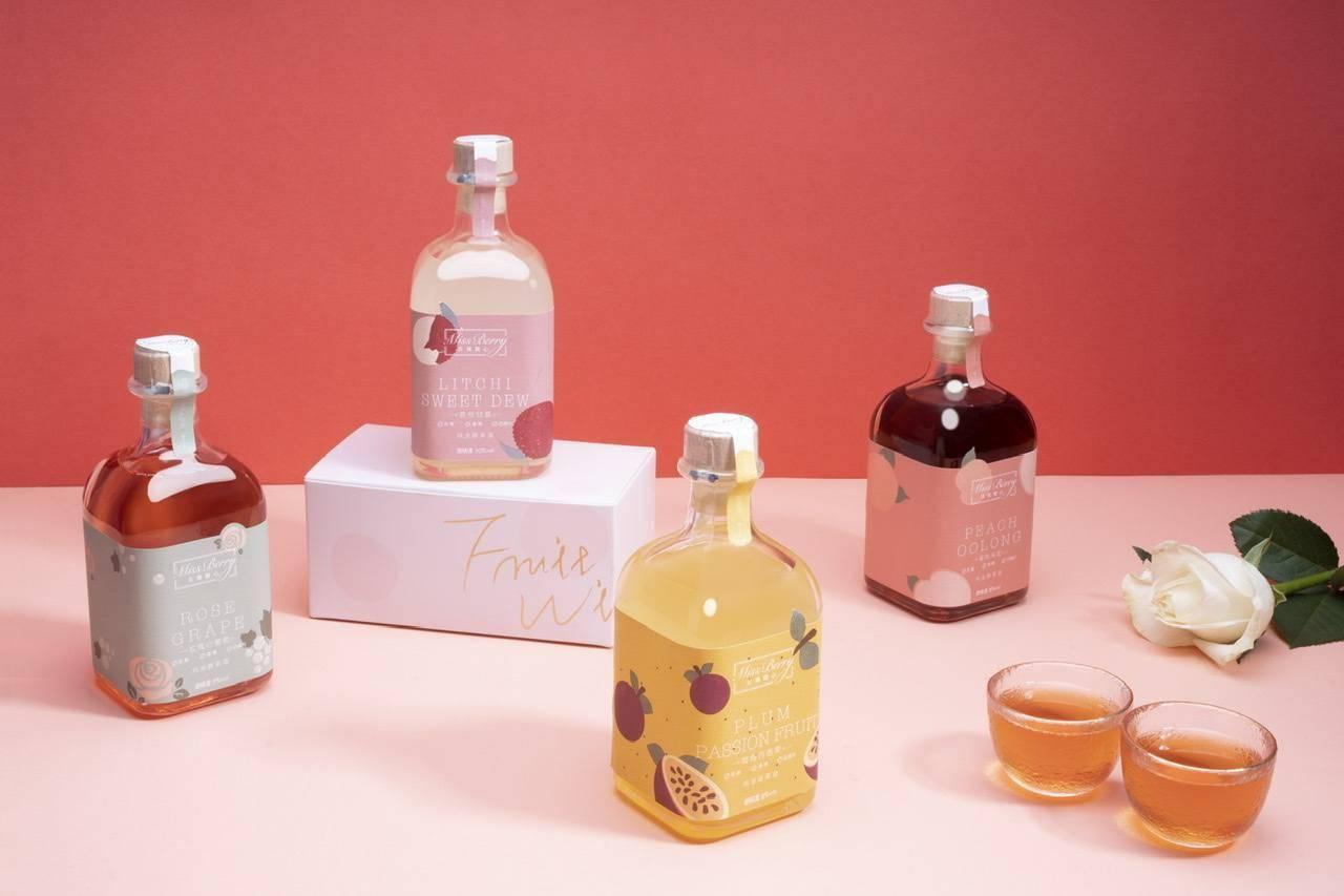 前RIO电商总监创业,「MissBerry」想做专属女性的酒饮品牌