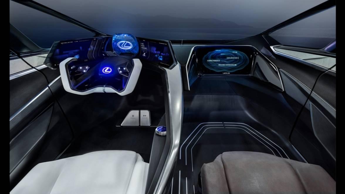 2020北京车展|雷克萨斯首