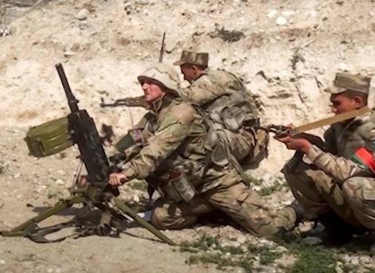 外媒:土耳其已派千名敘戰士助阿塞拜疆作戰 每人每月1500美元