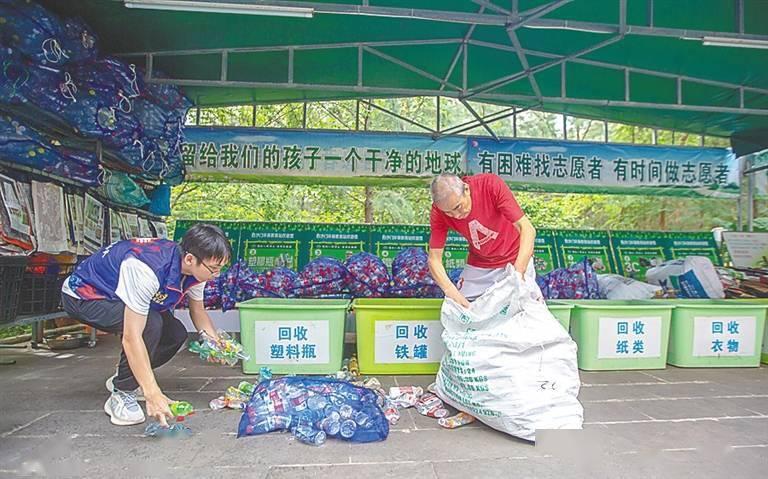10月1日起 j海南將在4個試點城市全面實施生活垃圾強制分類