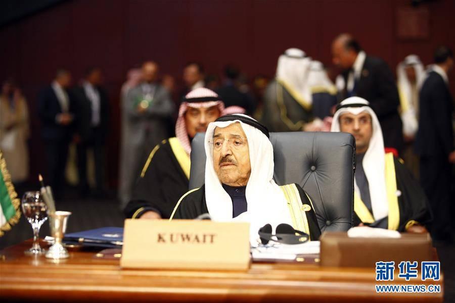 详讯:科威特埃米尔萨巴赫去世