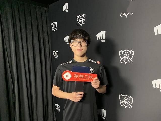 游戏日报专访Kakao:想去四大赛区,希望能在中国打比赛