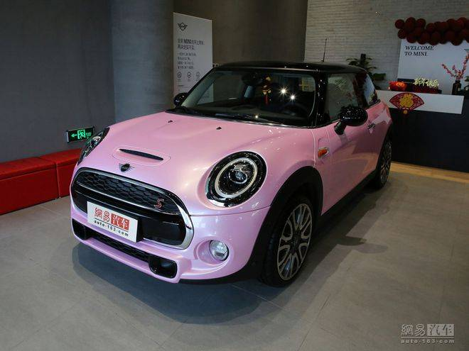 推出24款车型,售出19.08万辆新款MINI COOPER