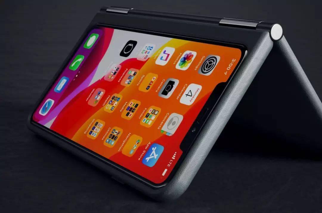 What?双屏 iPhone 来了?!才一千多块??