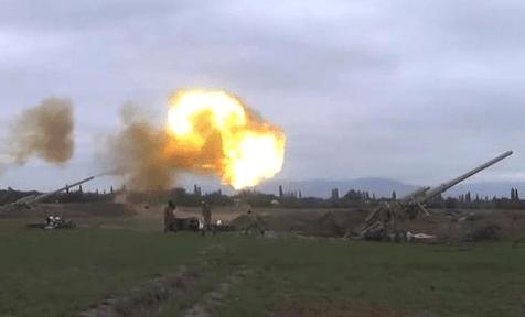 亚美尼亚:阿塞拜疆军队一日内死540人 超700人伤