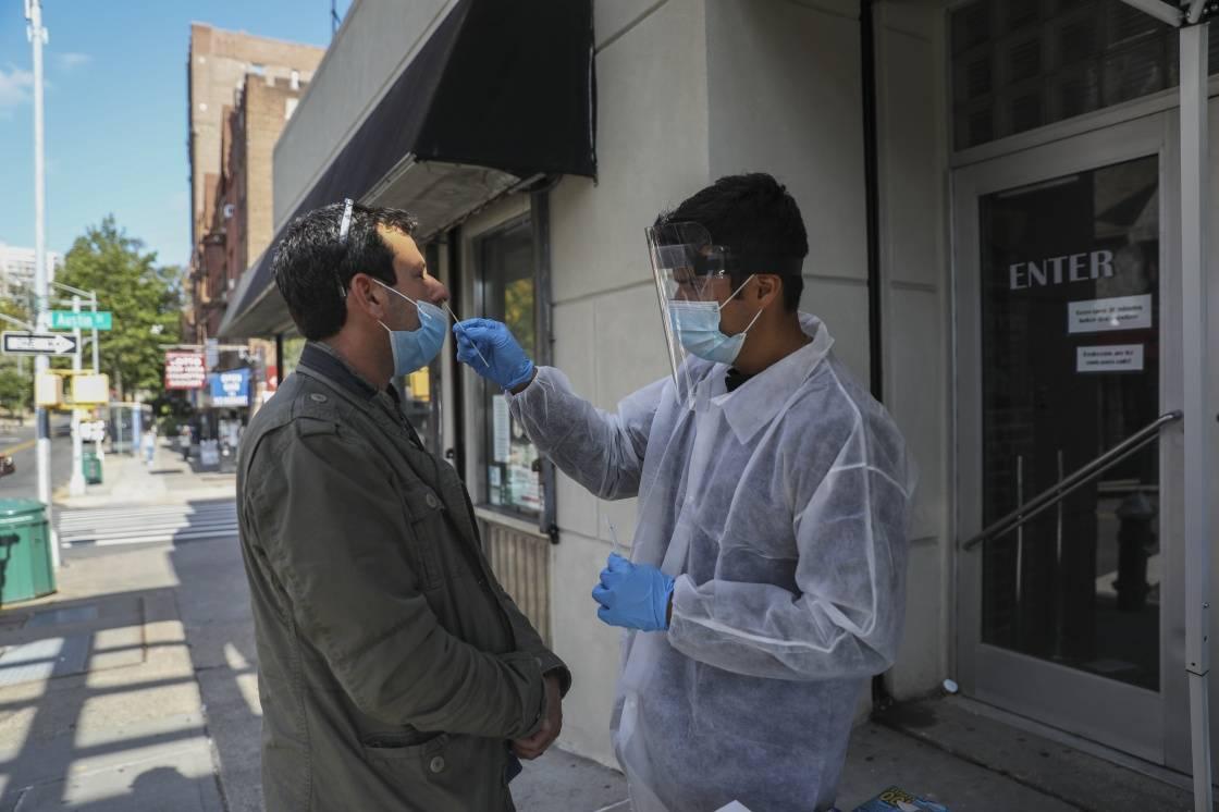 美国新冠肺炎确诊病例超765万例,死亡病例超21.3万例