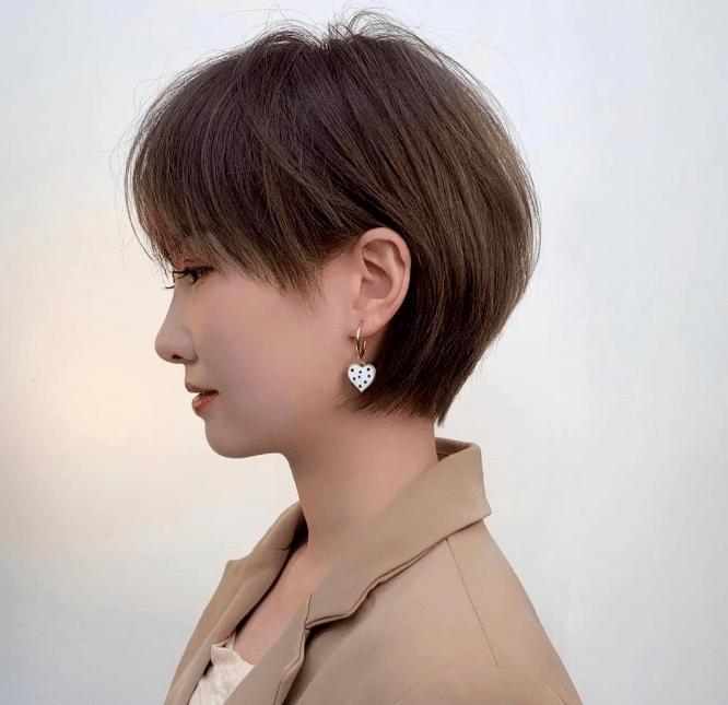"""'白家乐app下载' 2020盛行""""露脖短发""""(图3)"""