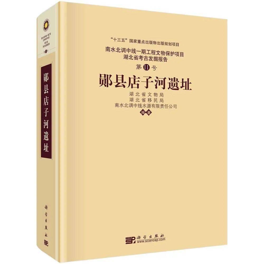 【新书介绍】郧县店子河遗址