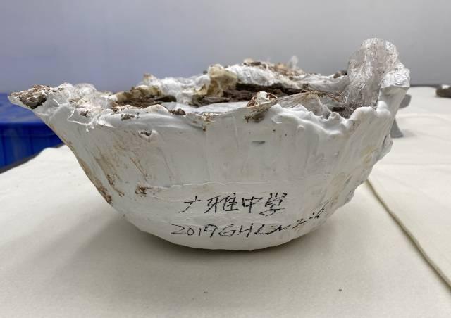 恒达官网广州广雅中学内现125座古墓,初步判断40多座为战国时期(图3)