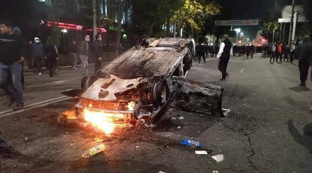 随着吉尔吉斯斯坦抗议运动的爆发,美国