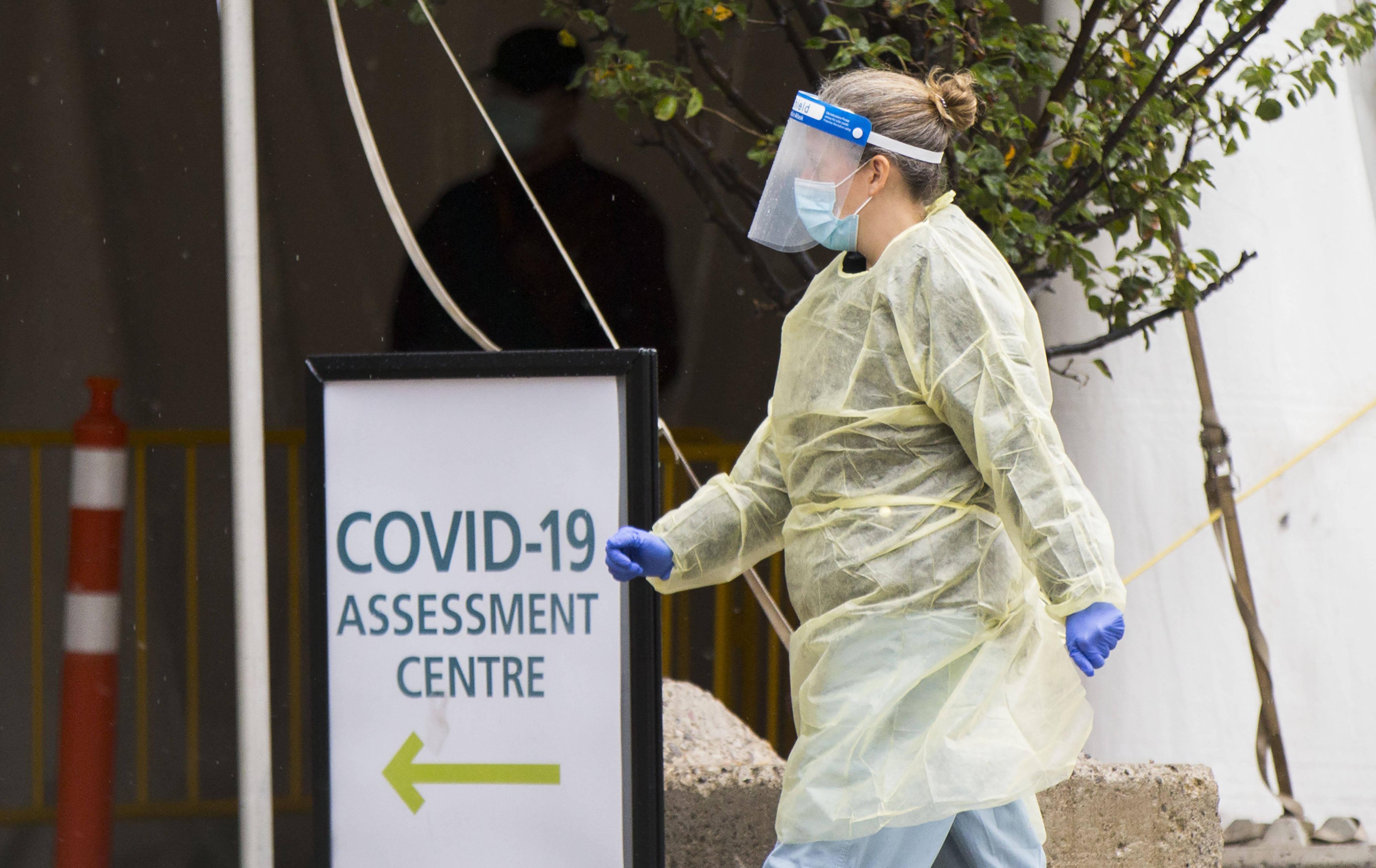 加拿大累计新冠确诊病例数超过19万例