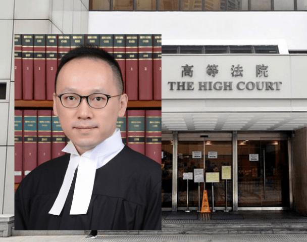 """香港法官轻判乱港分子惹民愤 市民在其住所附近喷漆骂""""狗官"""""""