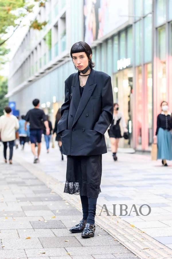 日本街拍   那个眼花缭乱的日本街拍,       回来了!