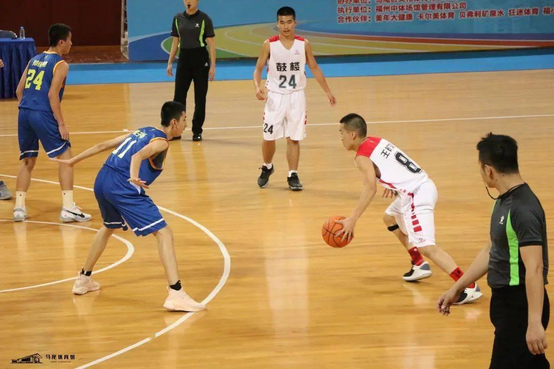 市运会青少组篮球比赛圆满收官 晋安卫冕夺冠