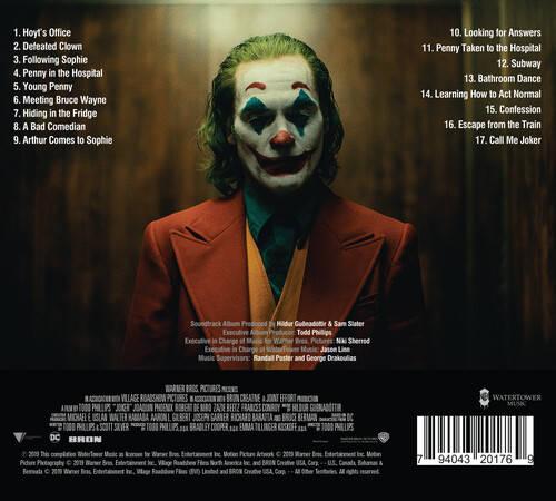 《小丑》与《继承之战》问鼎世界原声音乐大奖