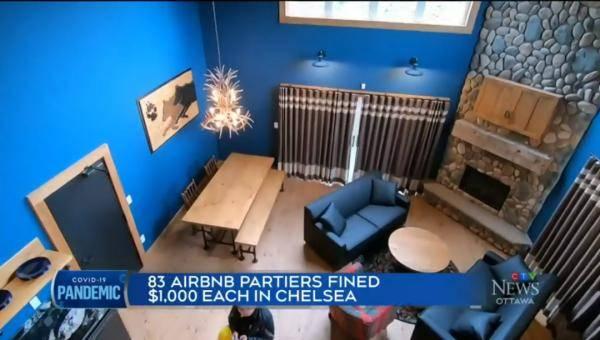 加拿大警方驱散83人大型聚会?每人罚款5000元
