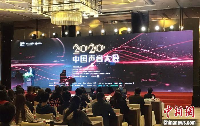 """2020中国声音大会在上海普陀召开 四方启动""""声音计划"""""""