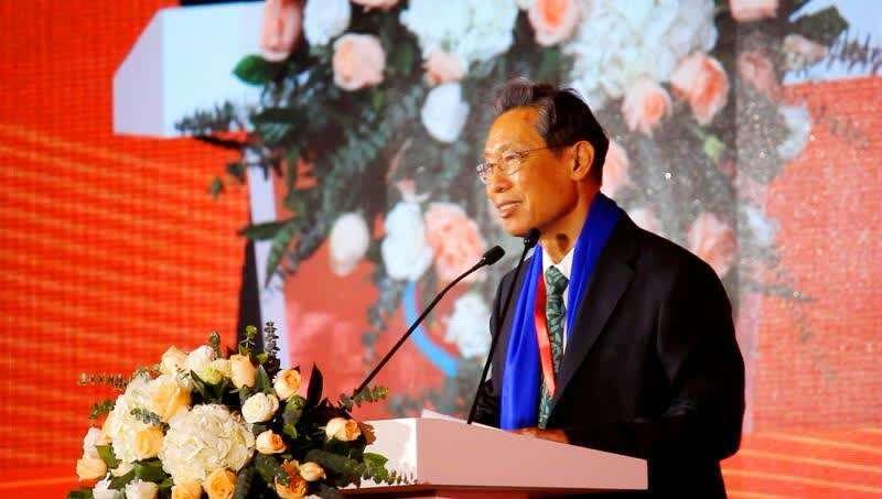 钟南山:今年国内不会大规模暴发疫情