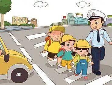 【观巢安全伴你行】交通安全小贴士 安全知识要牢记