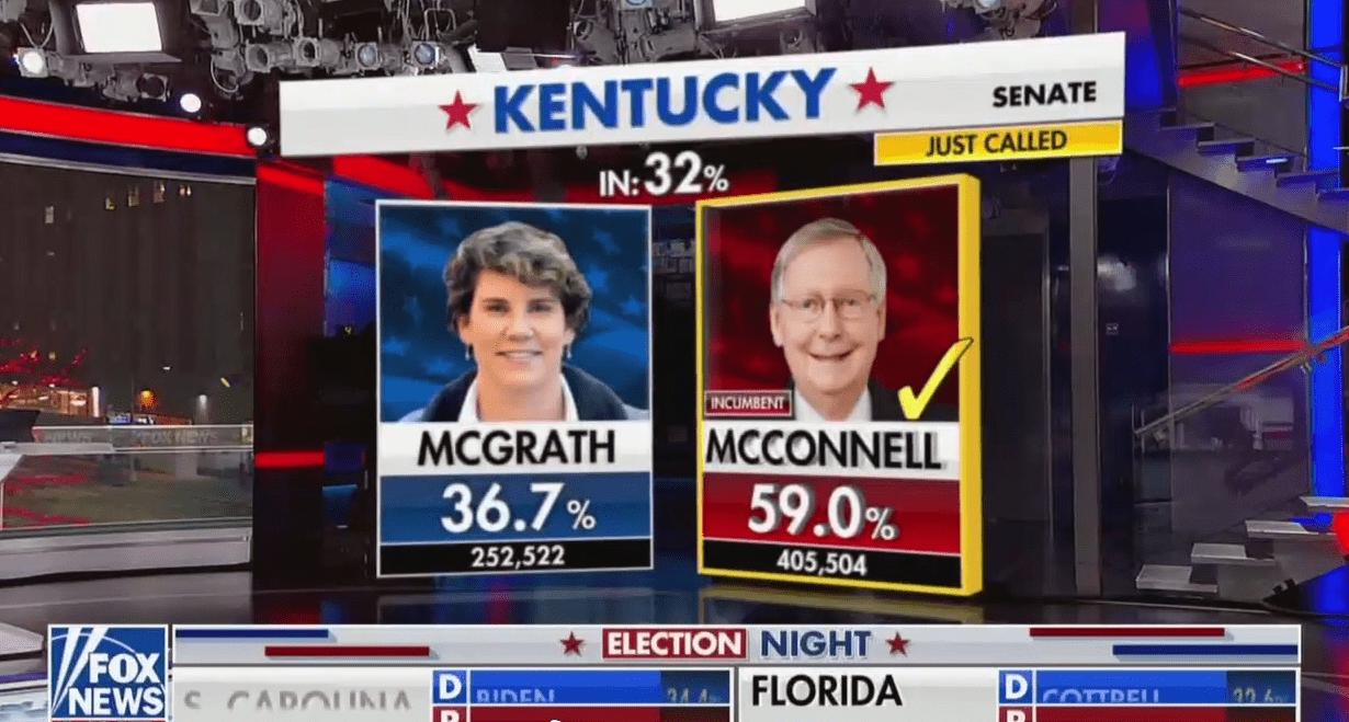"""共和党目前""""守住""""参议院"""