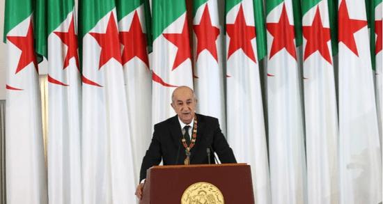 阿尔及利亚总统感染新冠肺炎 正在德国接受治疗