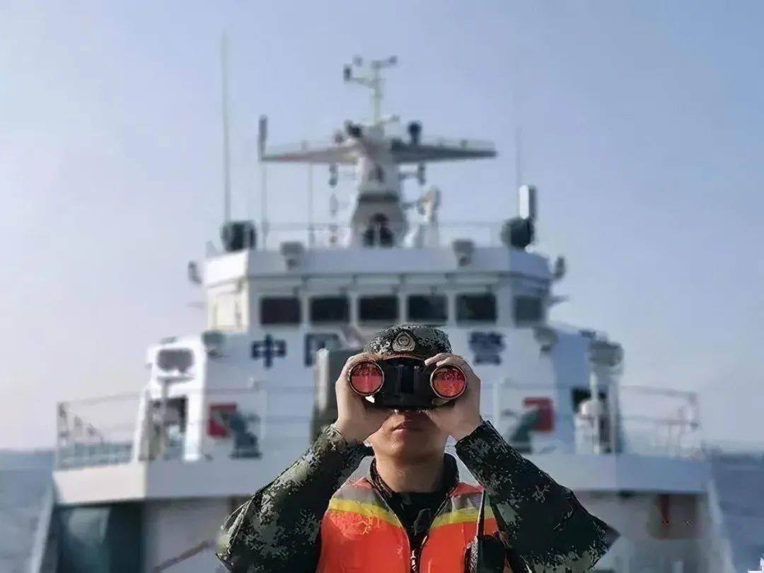 坚决维护海洋权益,中国允许海警使用武力针对谁