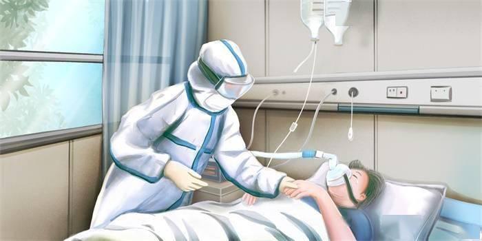 """美国新冠重症患者被曝安排等死,进入""""深坑""""的病人没有能活着出来的"""