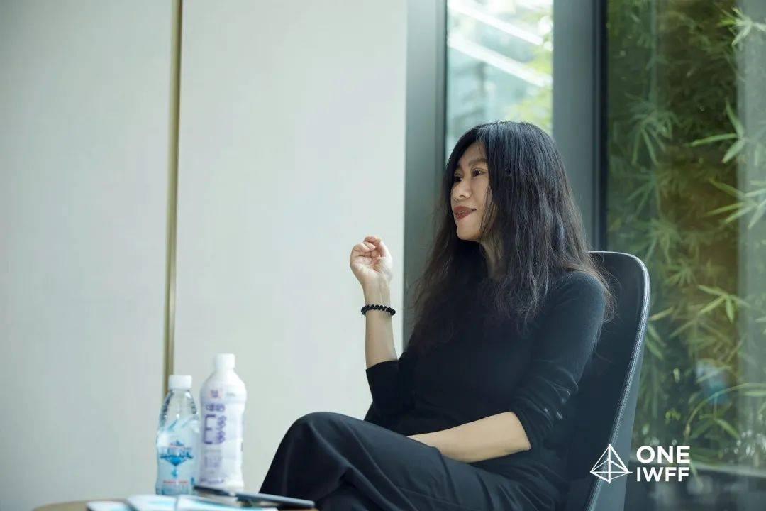 对话阿美:女性要用独立的身份去行动和创作