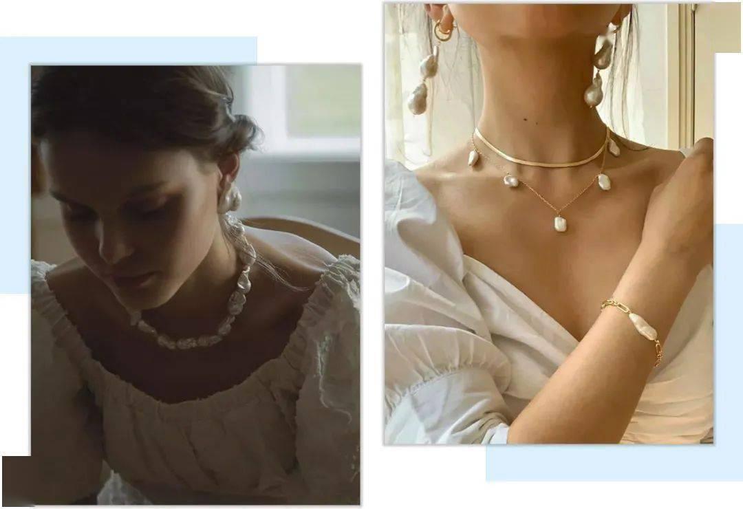 珍珠不能太圆?越不规则越多人爱!